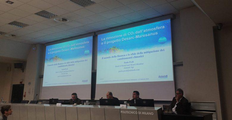 mediterraneo acidificazione politecnico milano