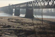 clima gennaio siccità fiume po