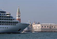 venezia navi inquinamento