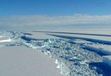 Antartide mare ghiacci