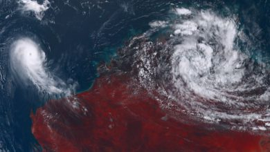 australia cicloni esther ferdinand
