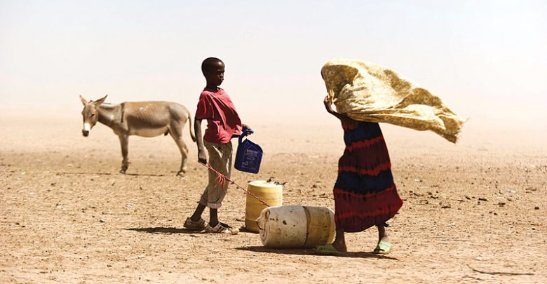 clima cambiamenti climatici meteo estremo siccità