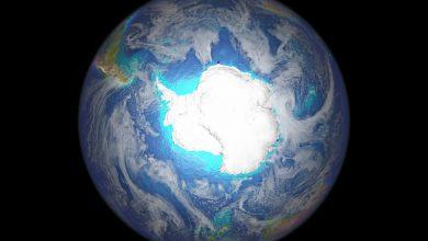 antartide ghiacciaio