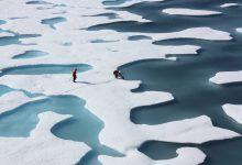 fusione dei ghiacci artico