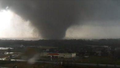 tornado arkansas