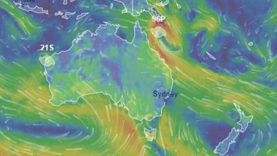 australia cicloni