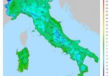 freddo gelo Italia