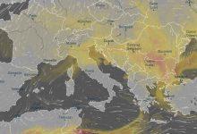 sabbia PM10 inquinamento