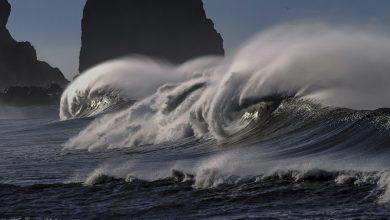 vento onde mare