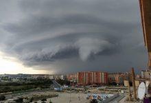 temporale supercella alicante