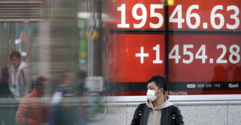 coronavirus investimenti finanza borsa tokyo