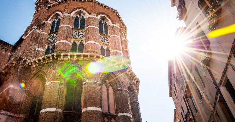 inverno sole italia venezia clima