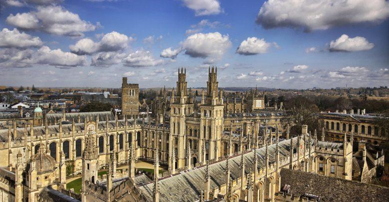 università oxford