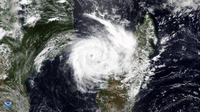 cambiamenti climatici e cicloni tropicali