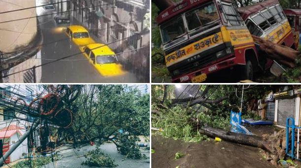 ciclone amphan india