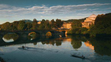 Torino fiume Po