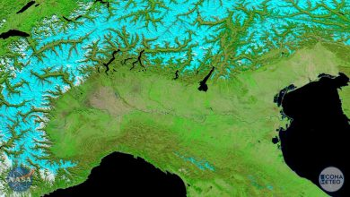 siccità italia aprile