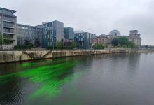 fiume sprea verde