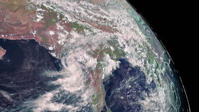 ciclone Nisarga India