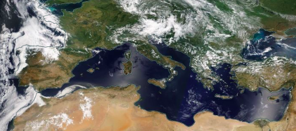 Mar Mediterraneo inquinamento