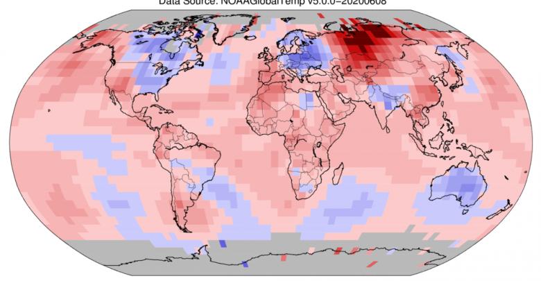 maggio 2020 temperatura