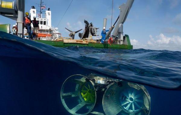 corrente del golfo per produrre energia