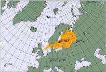 radioattività europa