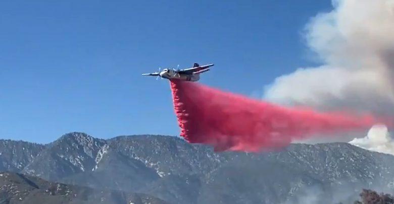 Dal primo agosto la California è in fiamme