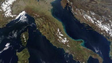 crisi climatica Italia