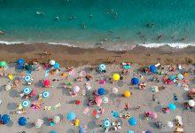 clima agosto caldo estate italia spiaggia mare