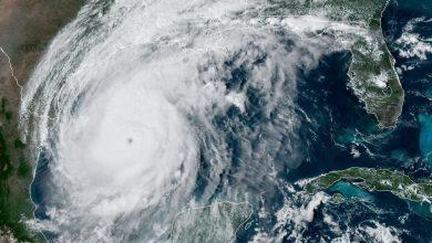uragano 2020