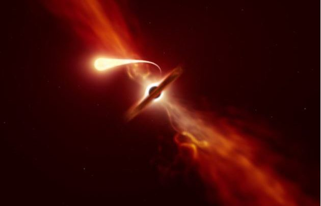 buco nero stella