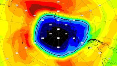 buco ozono antartide