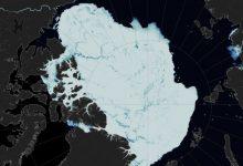 artico ghiacci marini record