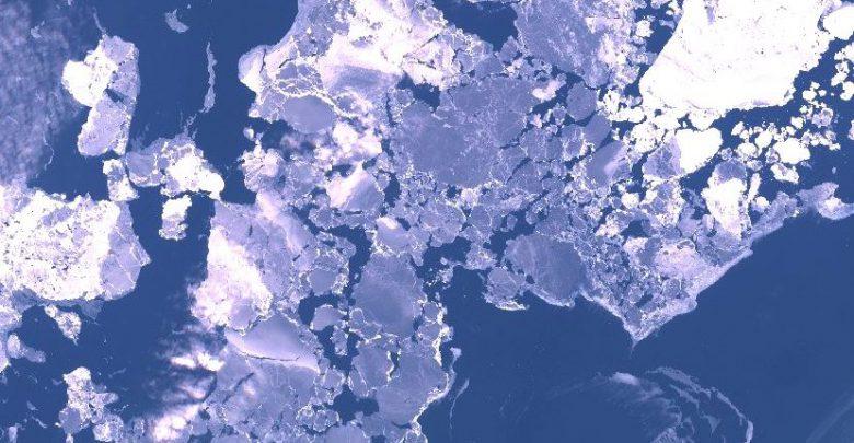 artico ghiacci ottobre 2020