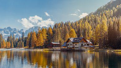 italia ottobre autunno clima
