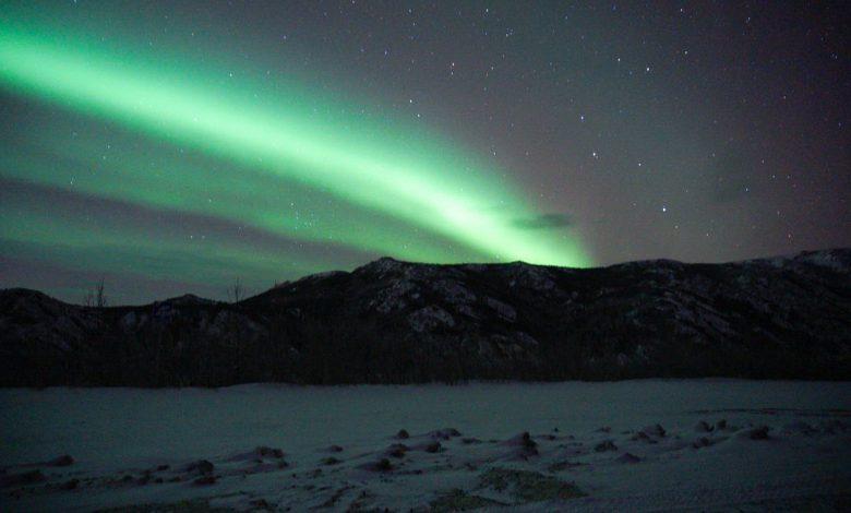 aurora boreale 21 dicembre 2020