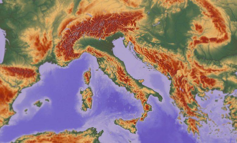 italia 2020 clima