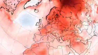 2020 caldo europa