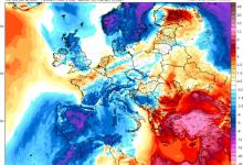 Spagna gelo