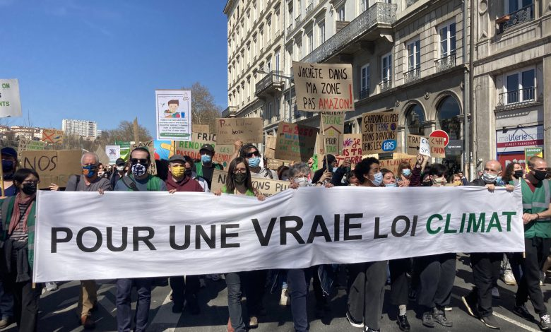 legge sul clima - Francia
