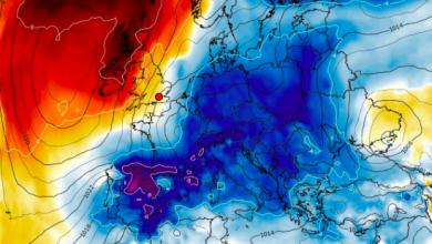 europa freddo