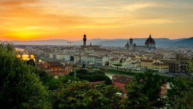 clima italia firenze