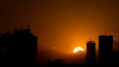 cambiamenti climatici caldo europa milano sole