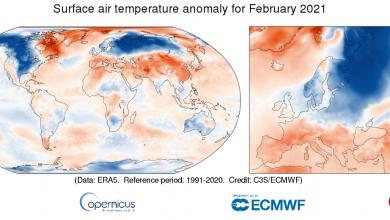 clima febbraio