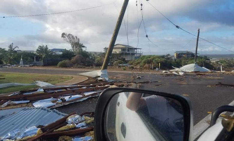 ciclone australia