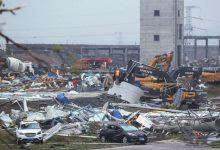 tornado Wuhan