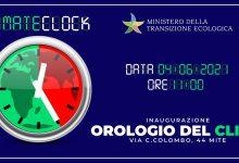 Orologio climatico Roma
