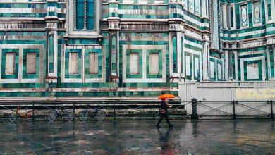 pioggia italia