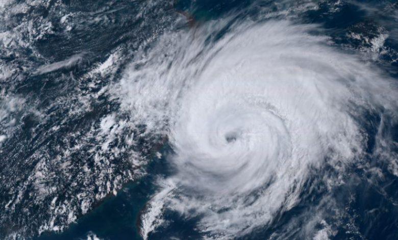 tifone cina In-Fa